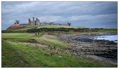 Newcastle #13 Dunstanburgh Castle