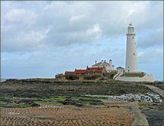 Newcastle upon Tyne, St. Mary's Lighthouse