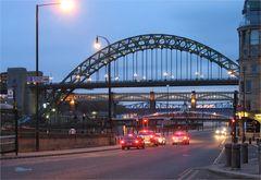 Newcastle upon Tyne und ihre Brücken 1