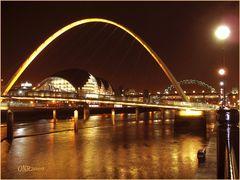 Newcastle upon Tyne und ihre Brücken 2