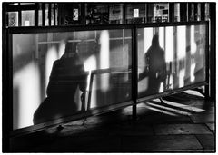 Newcastle u.Tyne #4 Waiting room Busstation Haymarket