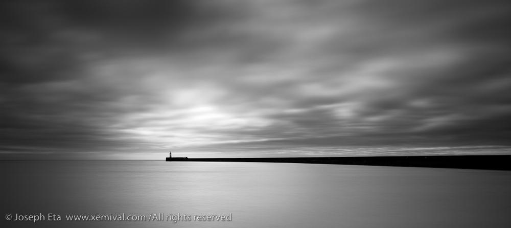 Newhave Lighthouse - England