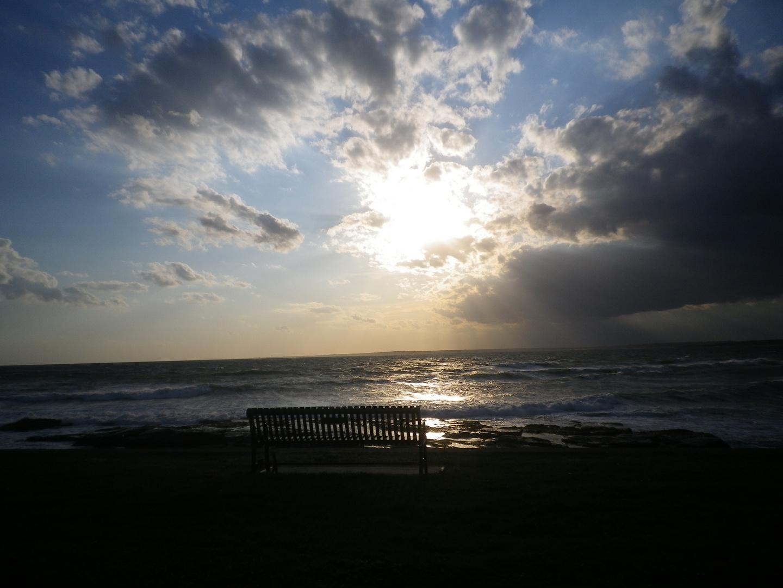 Newport beach, Rhode Island