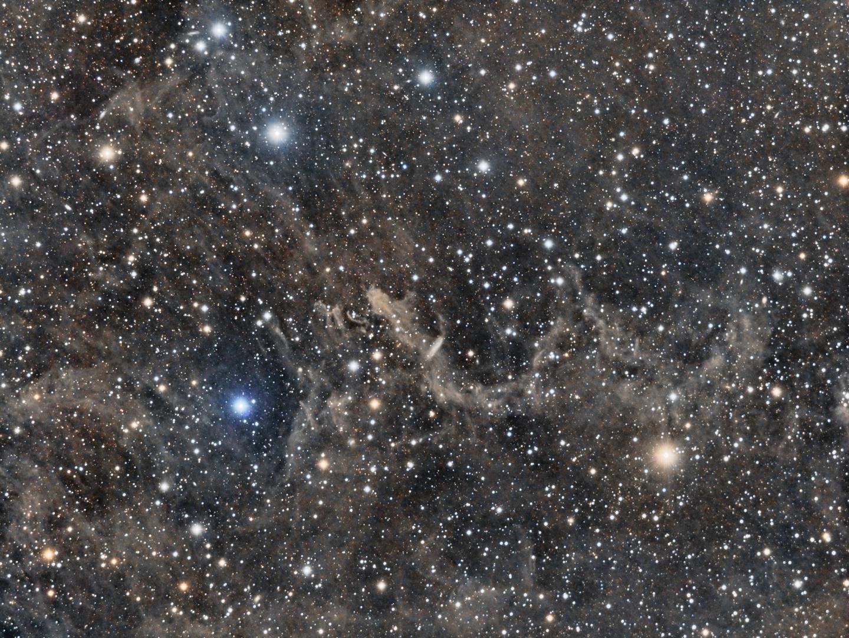 ngc 7497 widefield kleine galaxie mit viel ifn foto bild astrofotografie himmel. Black Bedroom Furniture Sets. Home Design Ideas