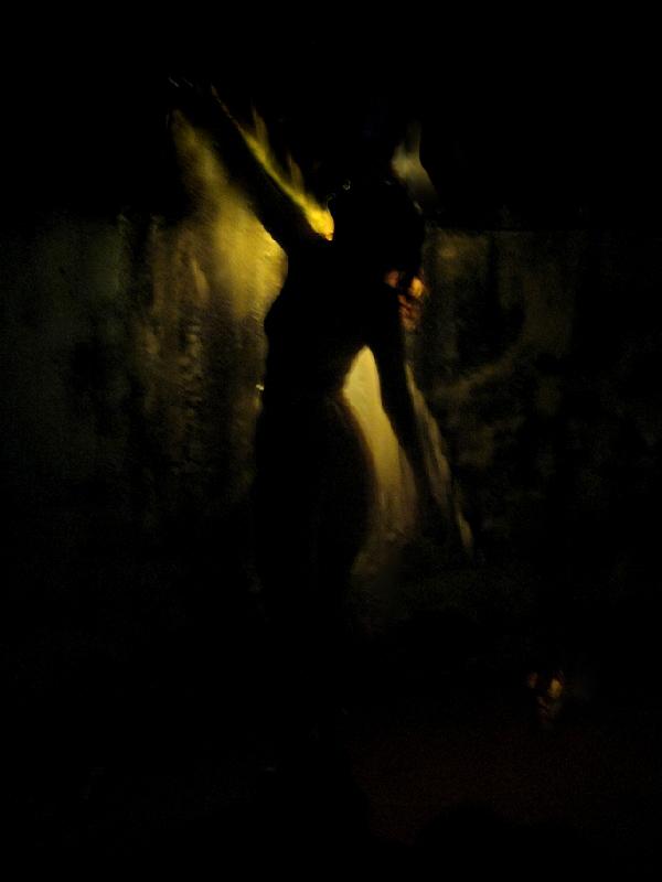 Ángel nocturno