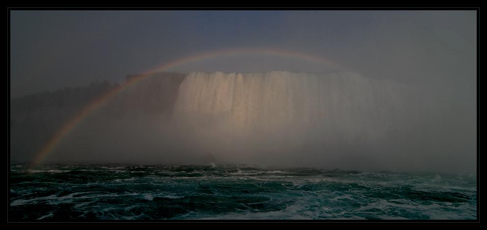Niagara - Der Wasserfall Regenbogen