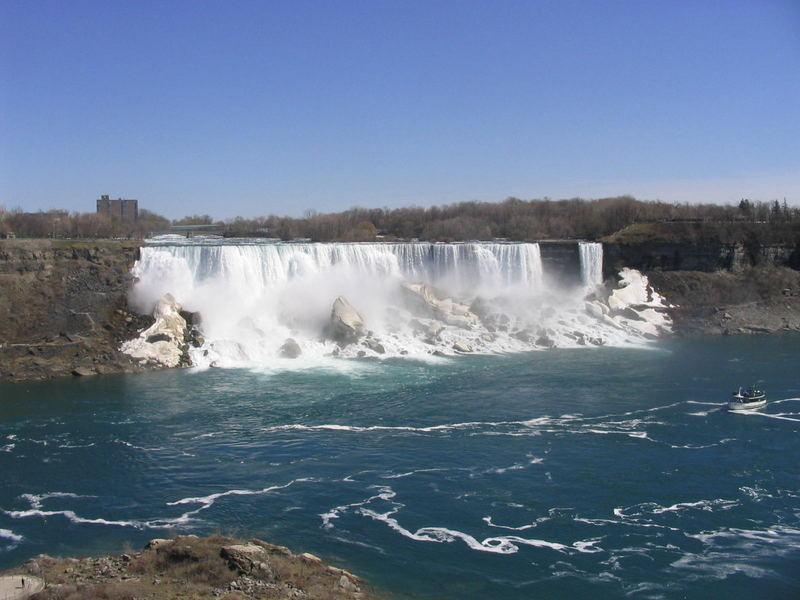 Niagara Fälle 1
