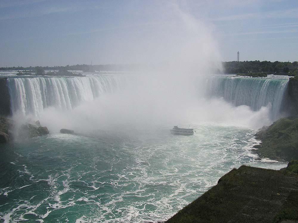 Niagara-Fälle/ Horseshoe-falls