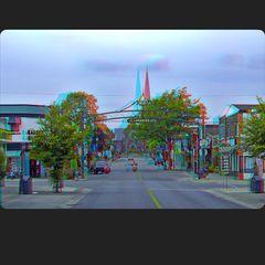 Niagara Falls 3-D