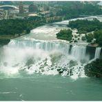Niagara Falls côté américain