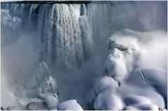 Niagara Falls go Winter