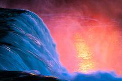 Niagara illluminated