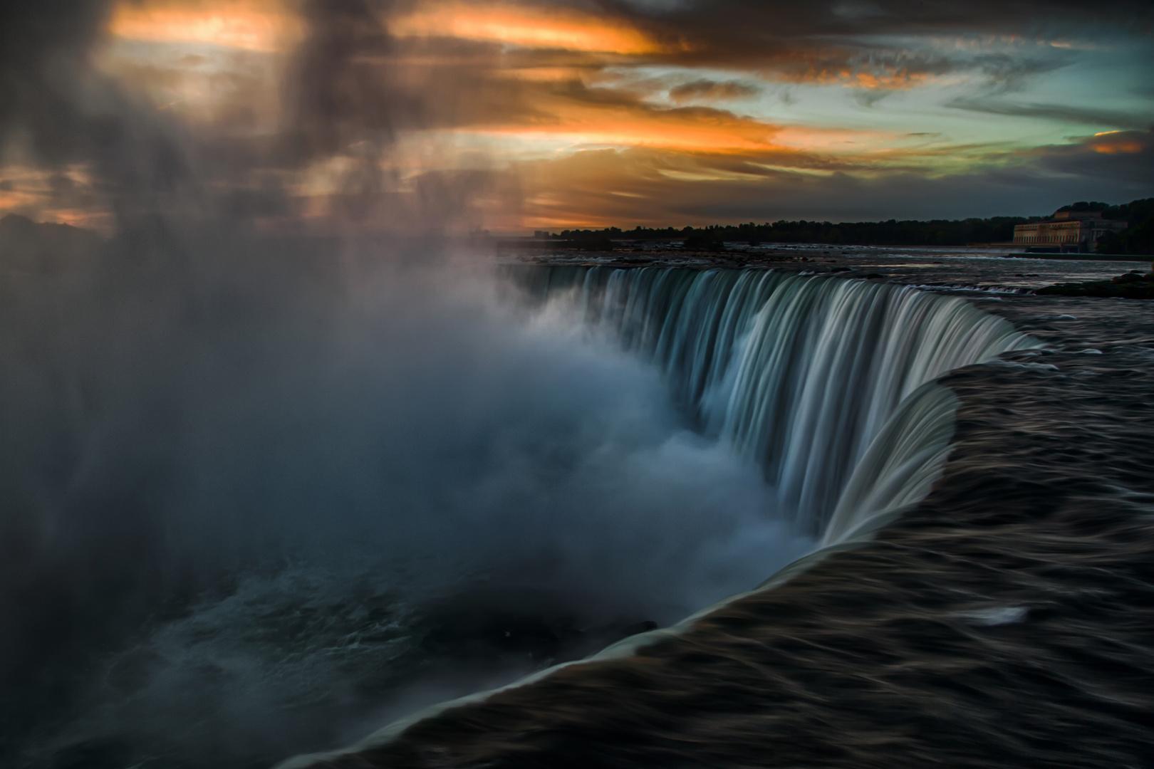 Niagara Morgen