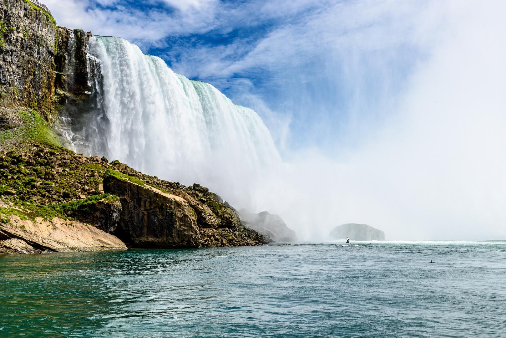 Niagarafälle – Horseshoe Falls, Niagara Falls, Kanada