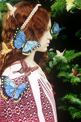Niamho in Wonderland