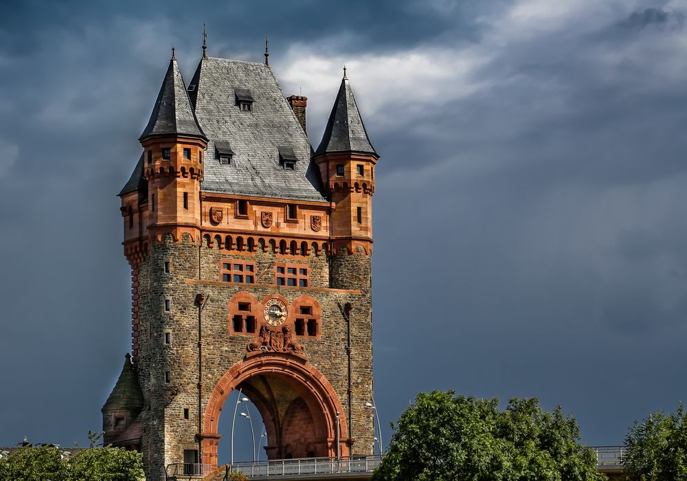Nibelungenbrücke in Worms