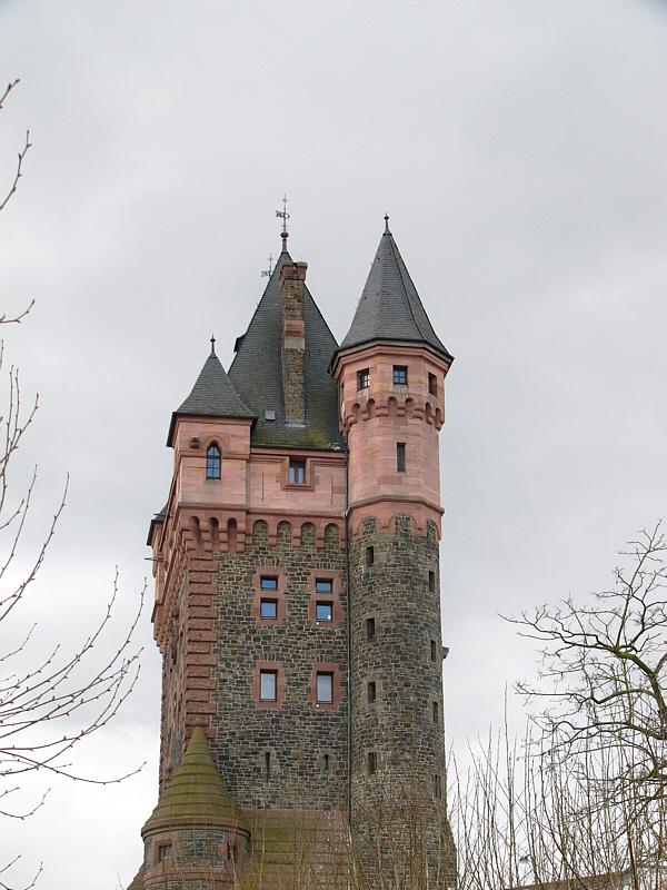 Nibelungentor - Rheinbrücke Worms