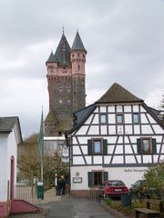 Nibelungentor / Rheinbrücke Worms