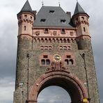Nibelungentor Rheinbrücke Worms