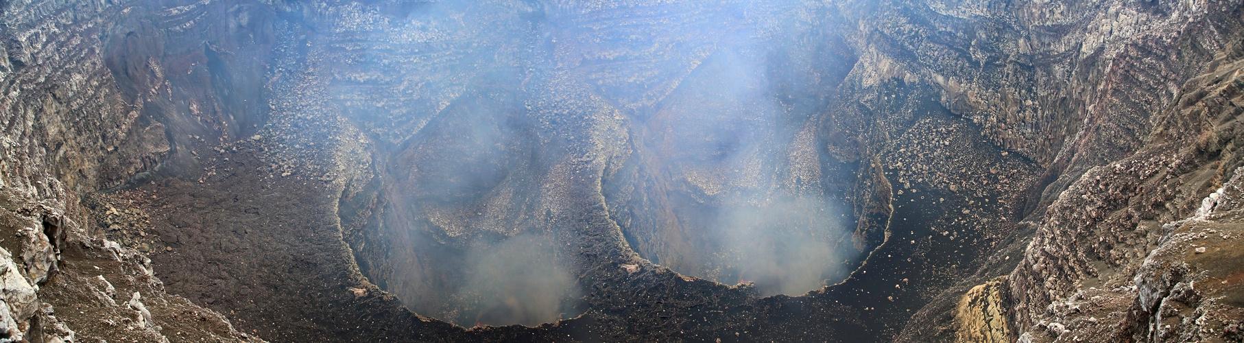 Nicaragua, Land der Vulkane