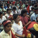 Nicaragua, Lehrerbrigade, 1986