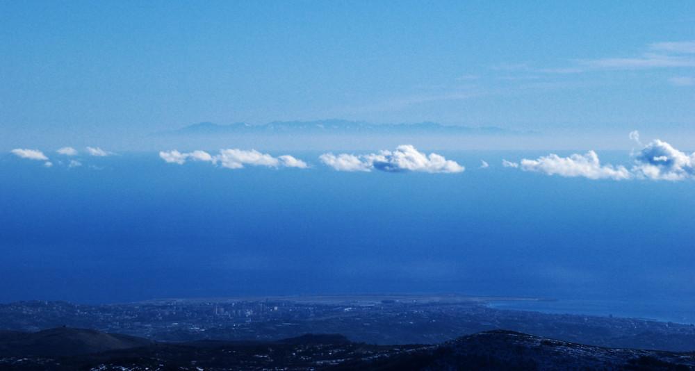 Nice, aux portes de la montagne Corse
