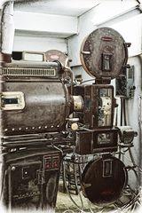 Nichion 35mm Filmprojektor