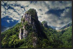 Nicht Borneo, Malasyia oder Hawai...