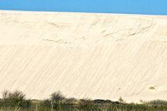 nicht die Wanderdünen von Namibia sondern von Sylt