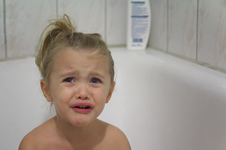 Nicht Haare waschen Foto & Bild | kinder, kinder ab 2