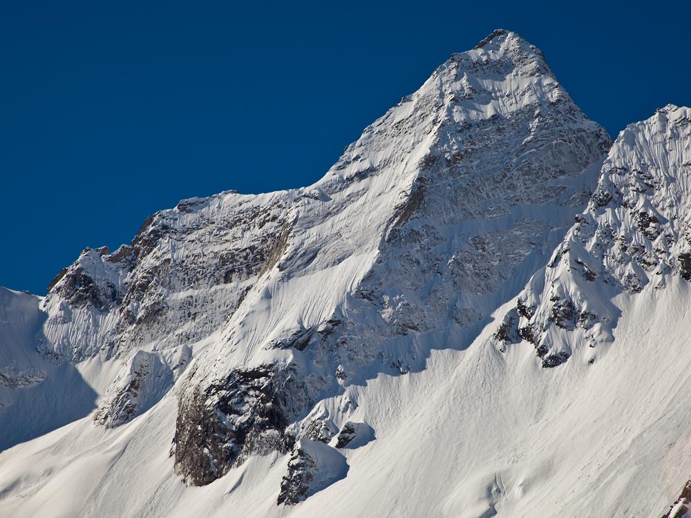 Nicht Himalaya - Zillertal!