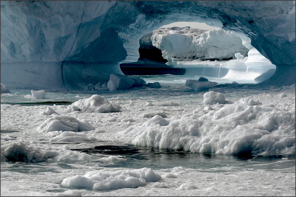 nicht nur die gletscher der  antarktis