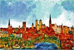 """Nicht nur """"Skyline von Münster"""""""