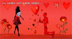 Nicht nur Valentinstag