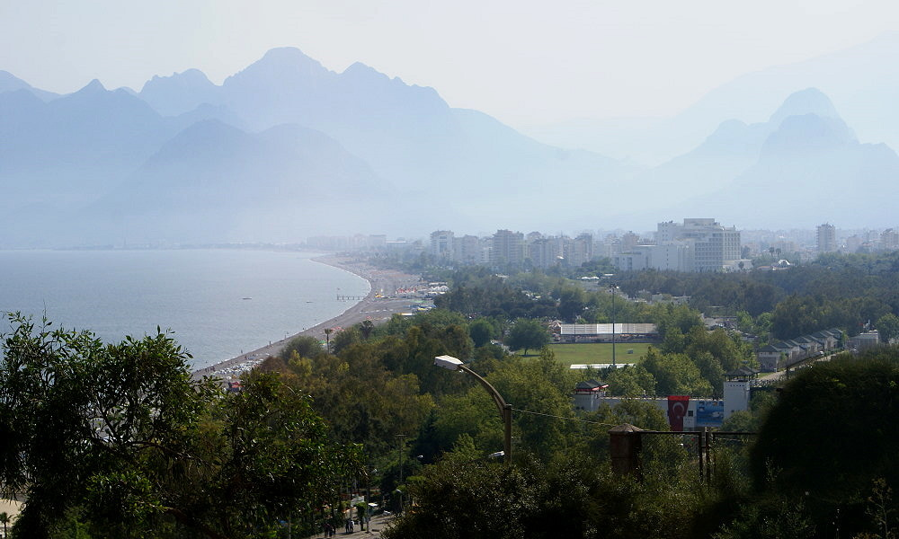 Nicht Rio, sondern Antalya