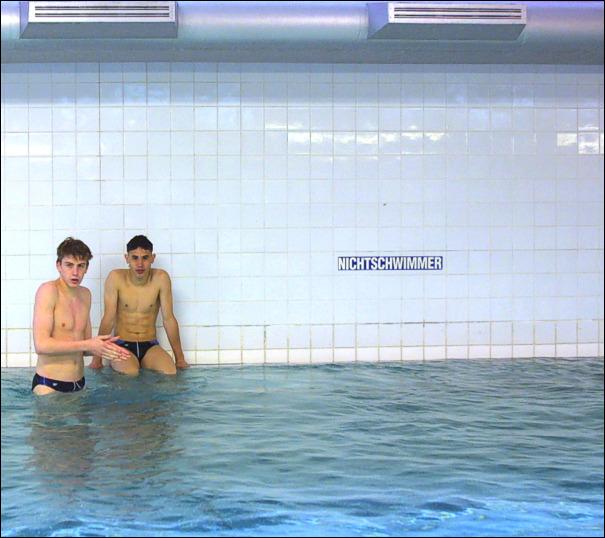 Nicht-Schwimmer