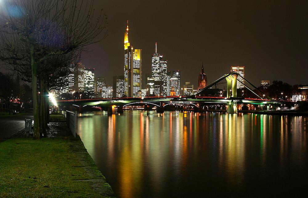 nichts neues in Frankfurt