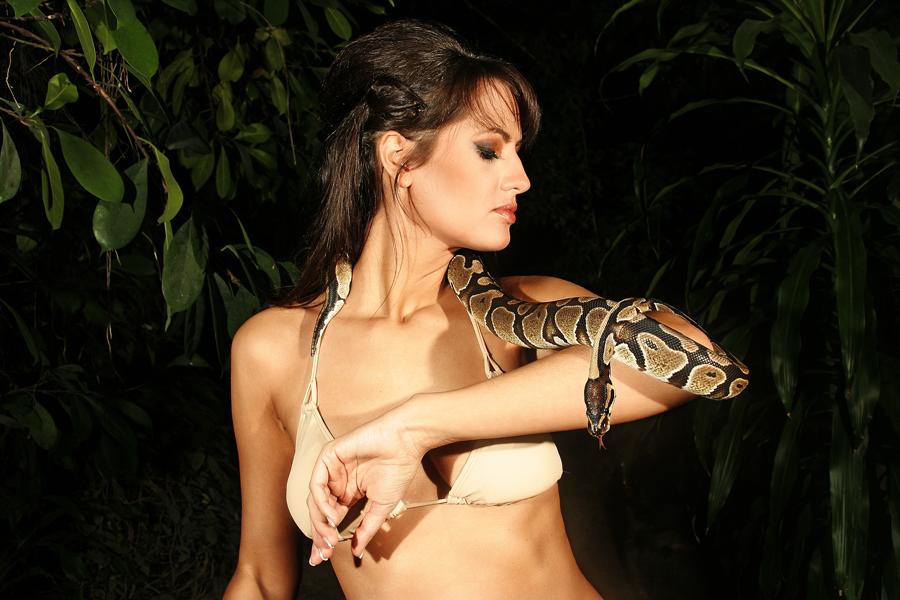 Nicole & Snake