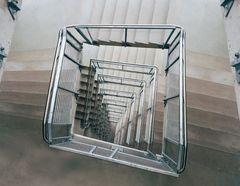 Nie endendes Treppenhaus
