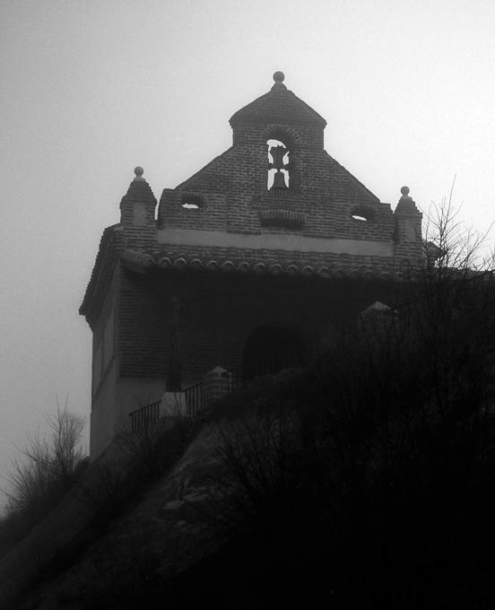 Niebla natural en San Roque