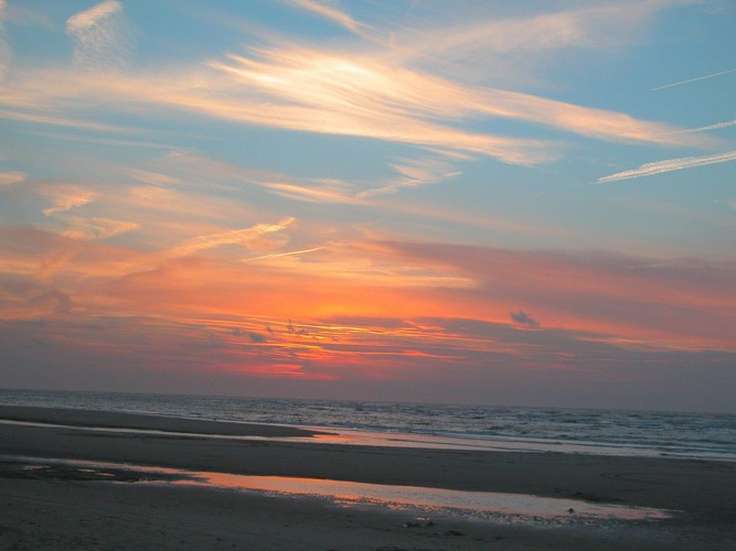 Niederlande Sommernacht 2004