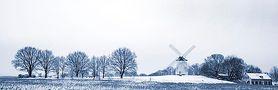 Niederrhein Krefeld Windmühle von Niederrhein Foto