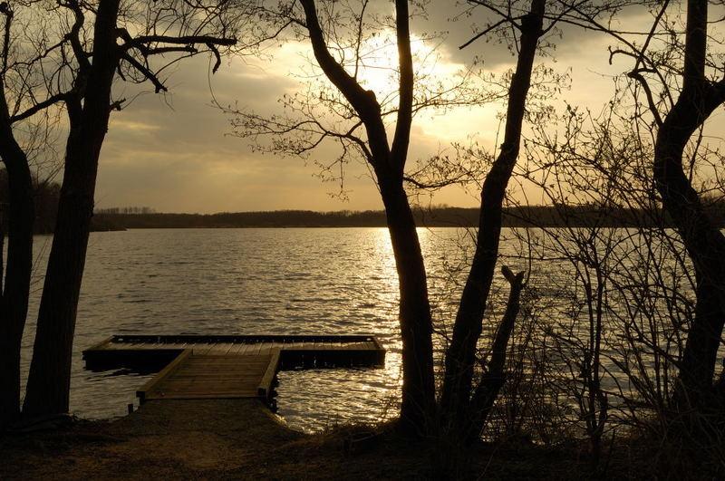 Niederrhein - Krickenbecker See