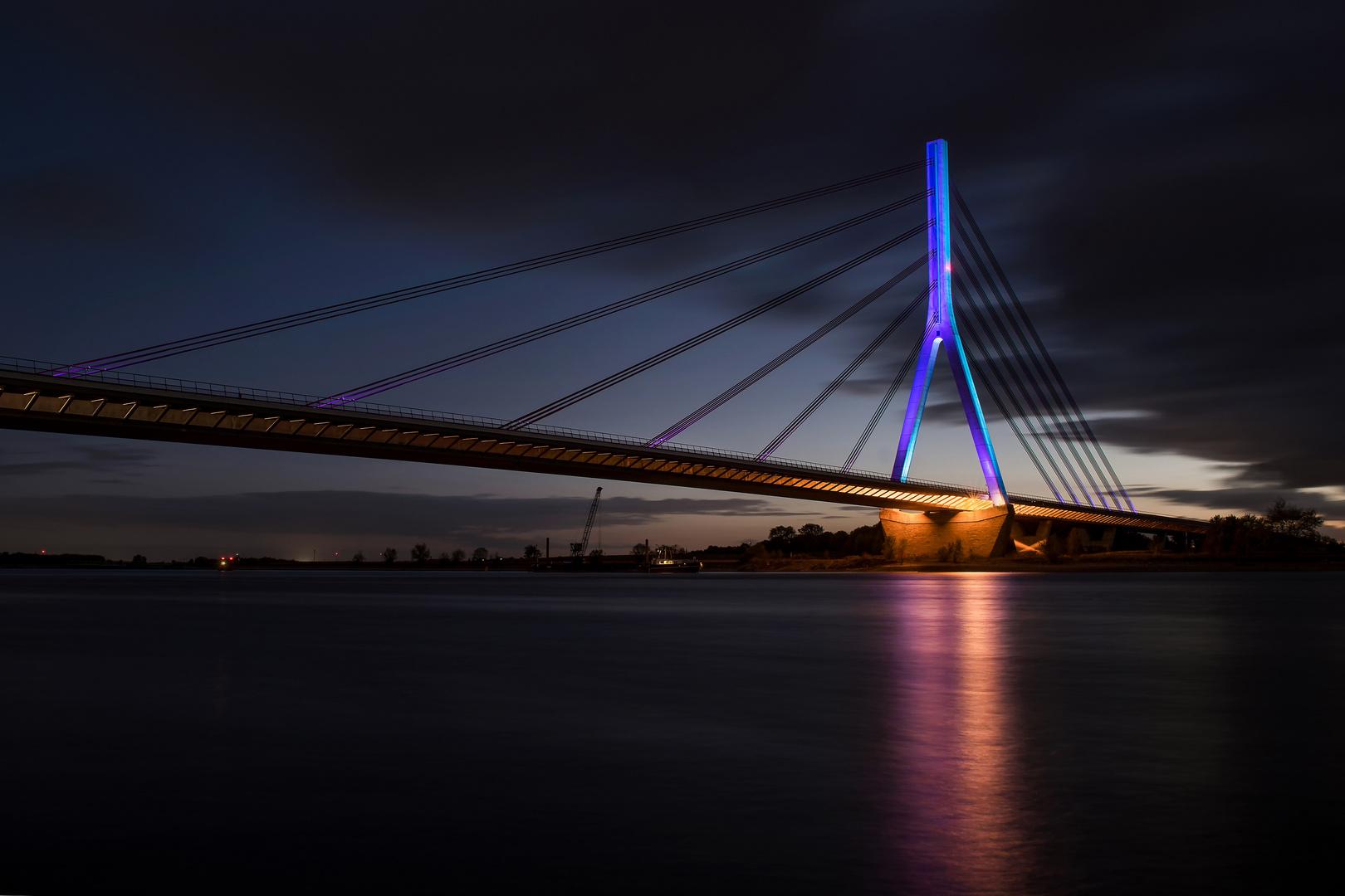 Niederrheinbrücke Wesel