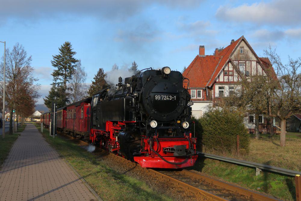 Niedersachswerfen, 99 7243-1
