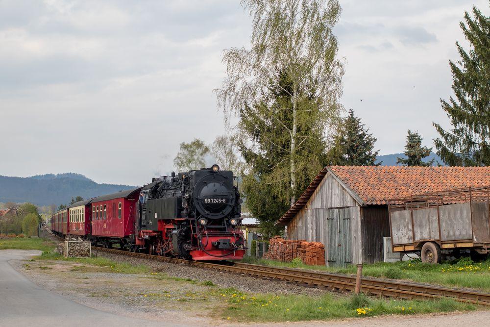 Niedersachswerfen, 99 7245-6