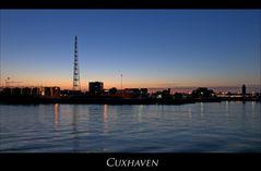"""Niedersächsische - Impressionen """" Cuxhaven bei Nacht..."""""""