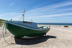 Niels sein Boot