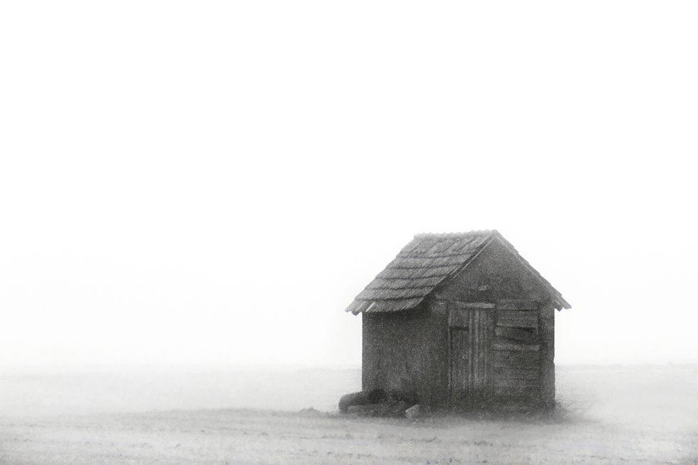 Niemand zuhause...