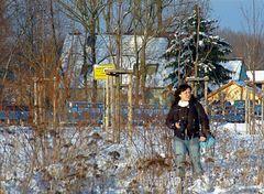 °°° Niemtsch im Schnee - Fototour am 10.01.2009 °°°